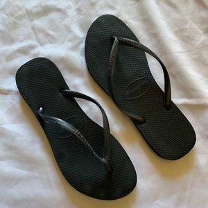 Havana Sandals Black